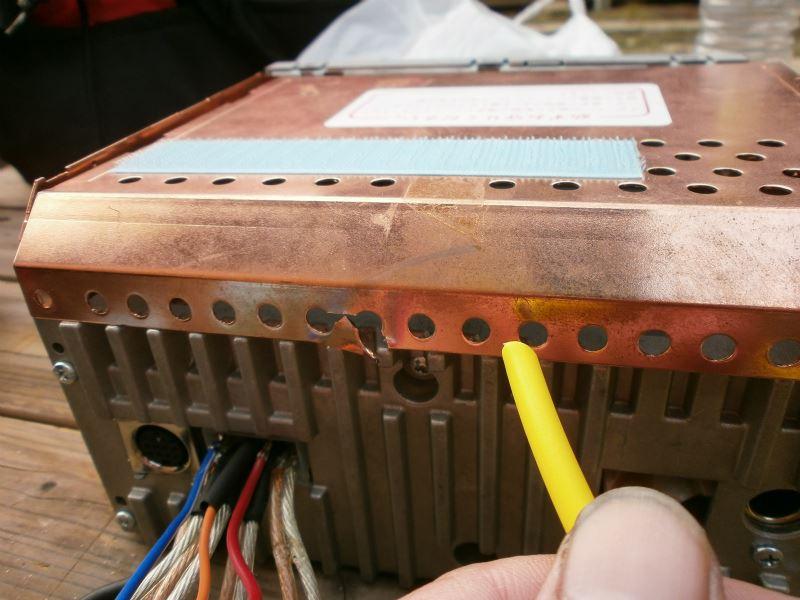 究極の自己満☆音響チューニング♪122 サブデッキの改造