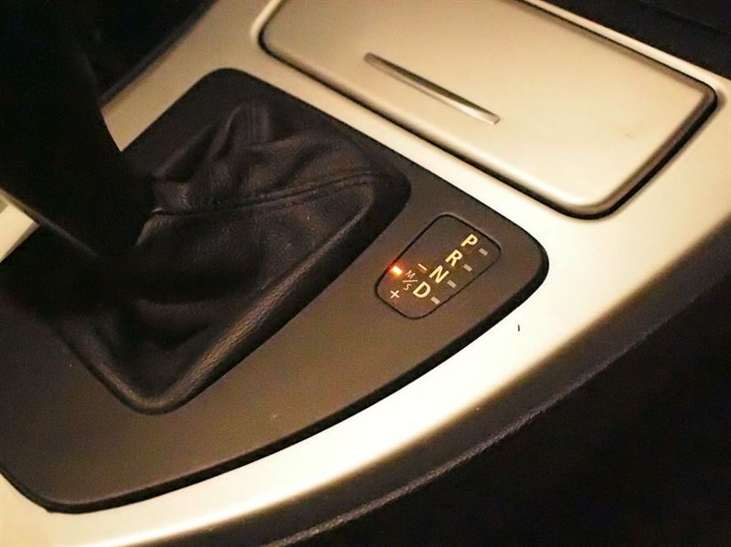 E90 ATシフト マニュアルモード故障の修理 前編