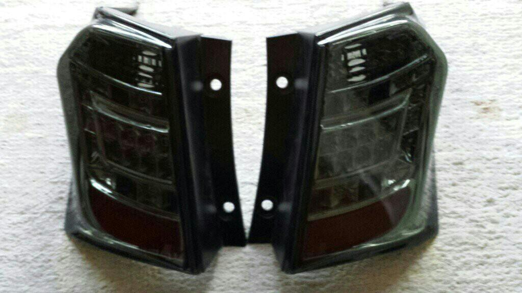 LEDテールランプ修理&交換