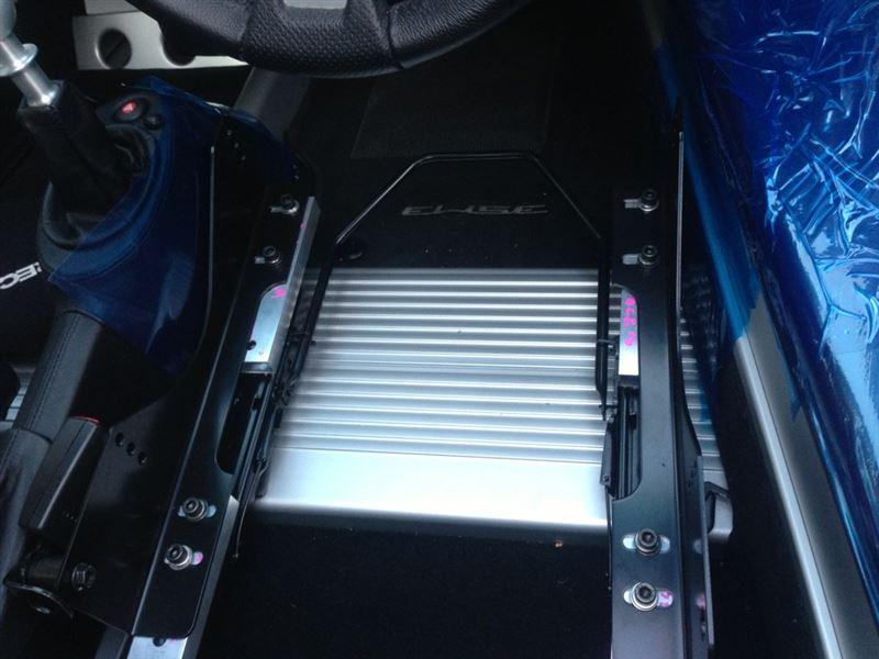【ミニマム女子のためのドラポジ作り】 運転席のフロントオフセット化 #その4で一応終了