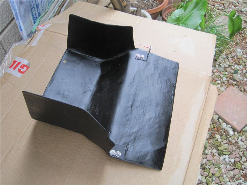エアクリ遮蔽の製作記