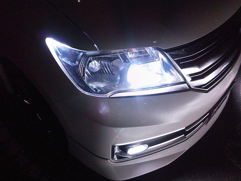 サイドマーカー風LED