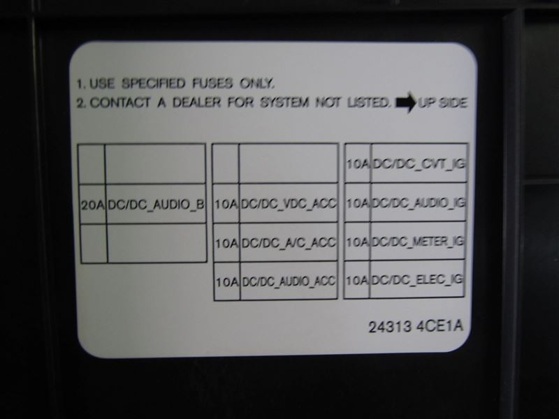 ACC電源の確保と端子台設置