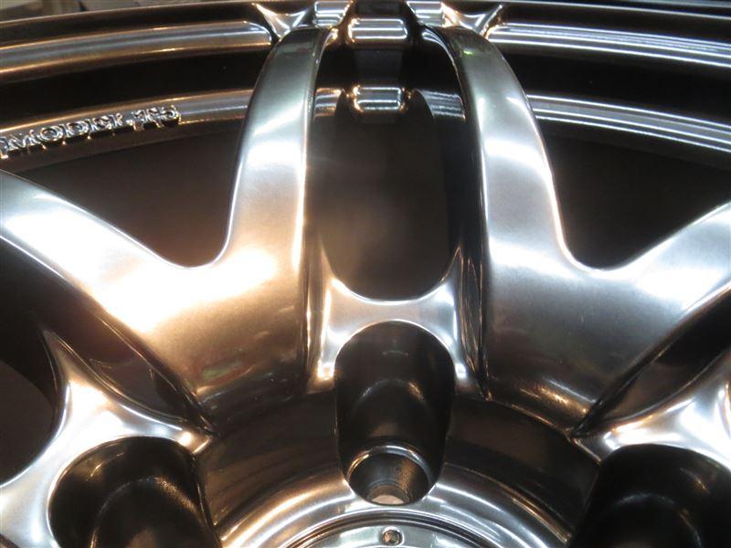 AVSモデルT5 ハイパーブラック全塗装