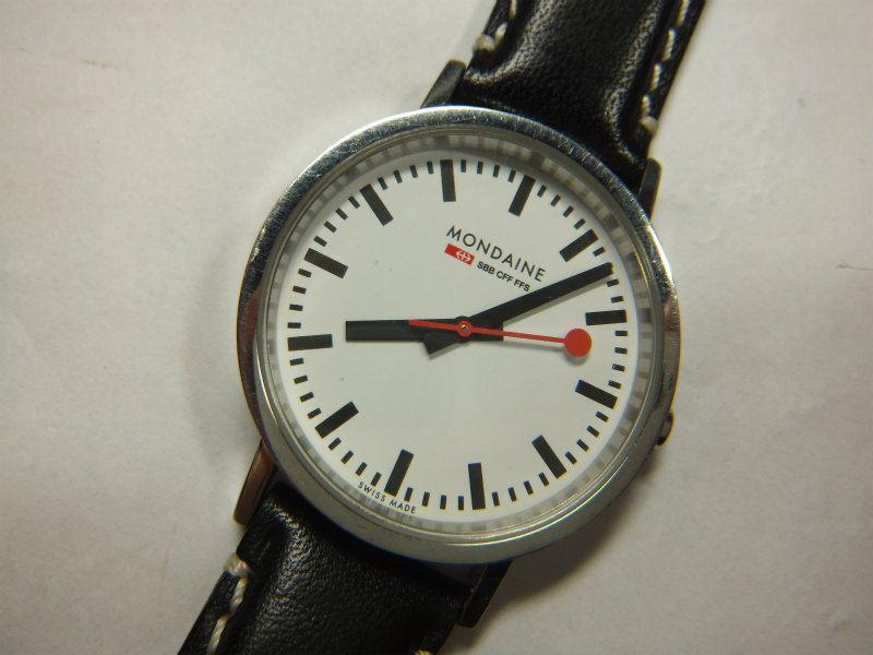 腕時計 の 電池 交換