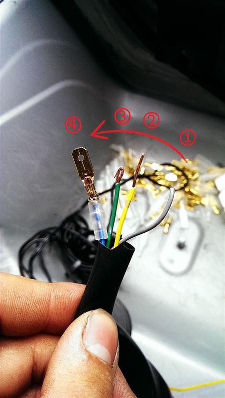 配線と端子を接続しよう(基礎)
