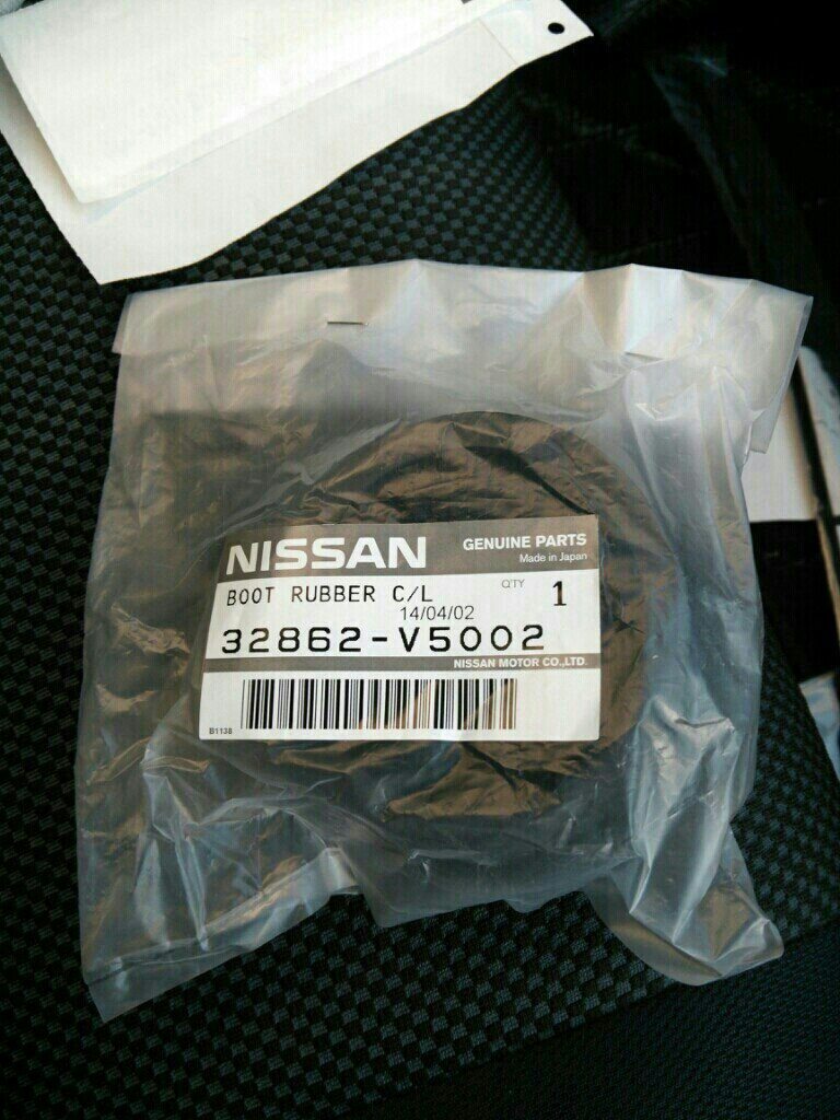 S15 インナーシフトブーツ交換