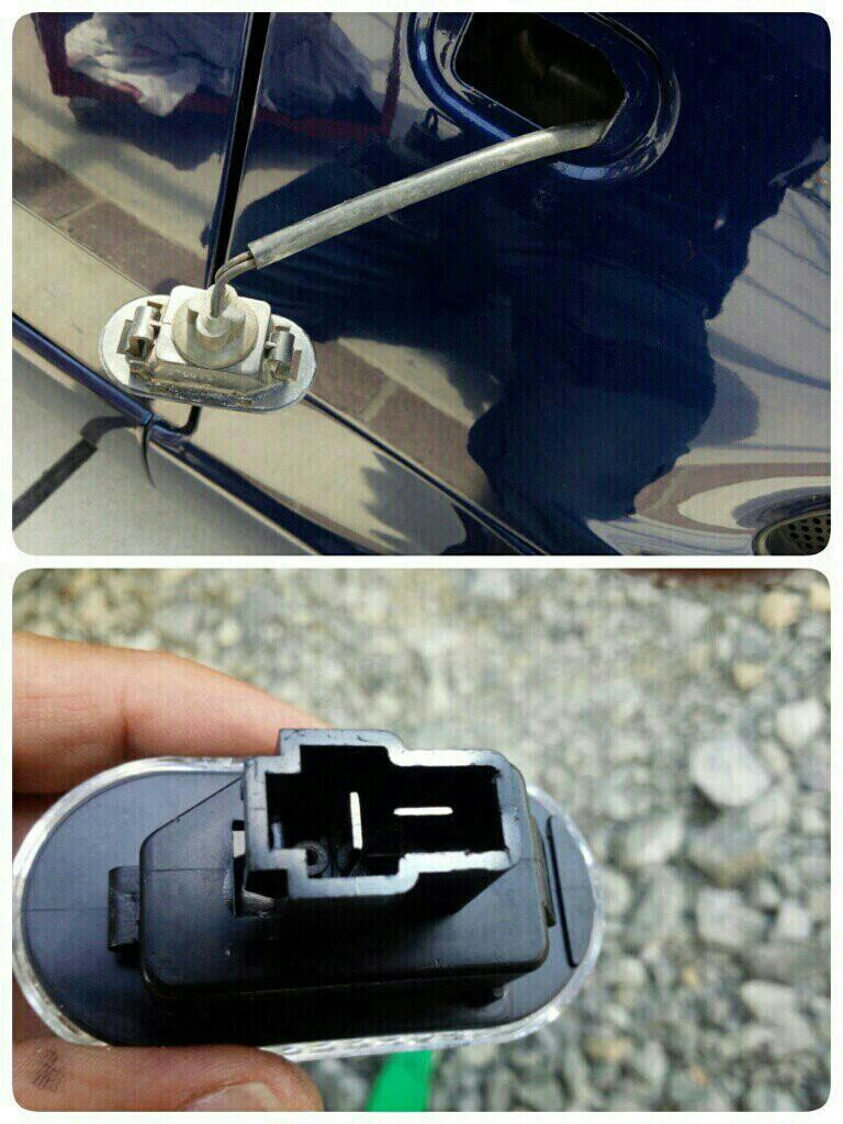 【DIY】サイドウインカーのLED化
