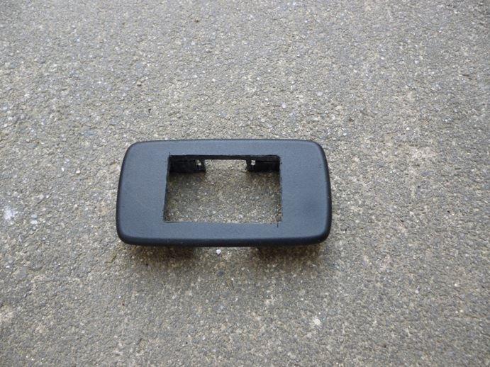 iPod用USB端子をセンターコンソールに取り付けたい・・・ (とりあえず準備 編)