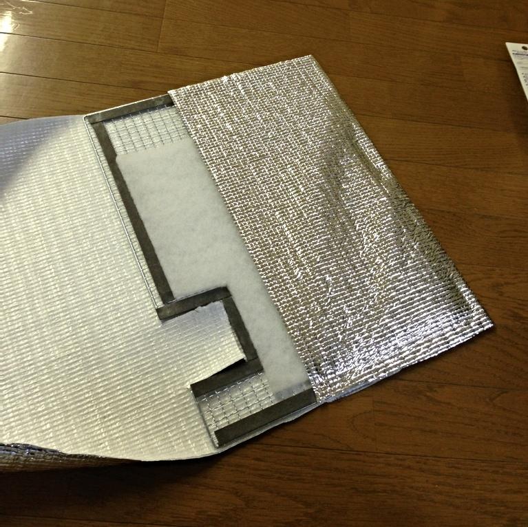 ダイソー調達クーリングプレート(Ver.1)製作