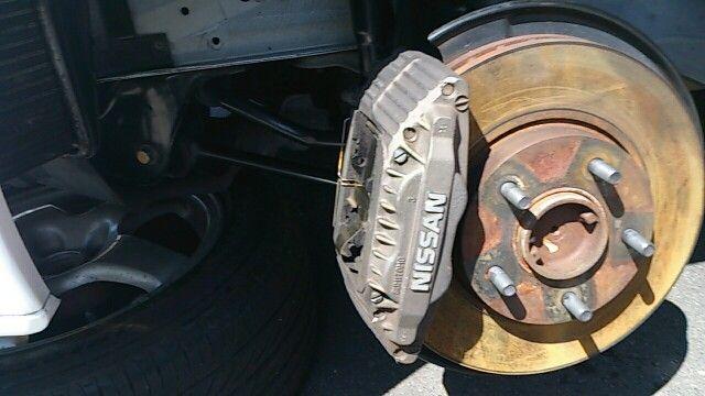 タイヤハウス (助手席側前) の補修 (その2)