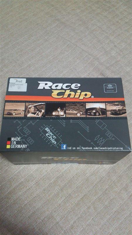 Racechip Pro2の取り付け