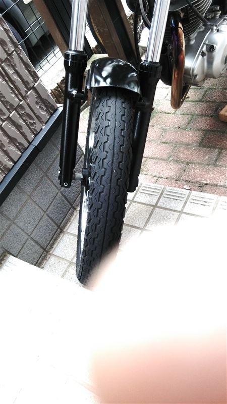タイヤ交換 IRC GSー19