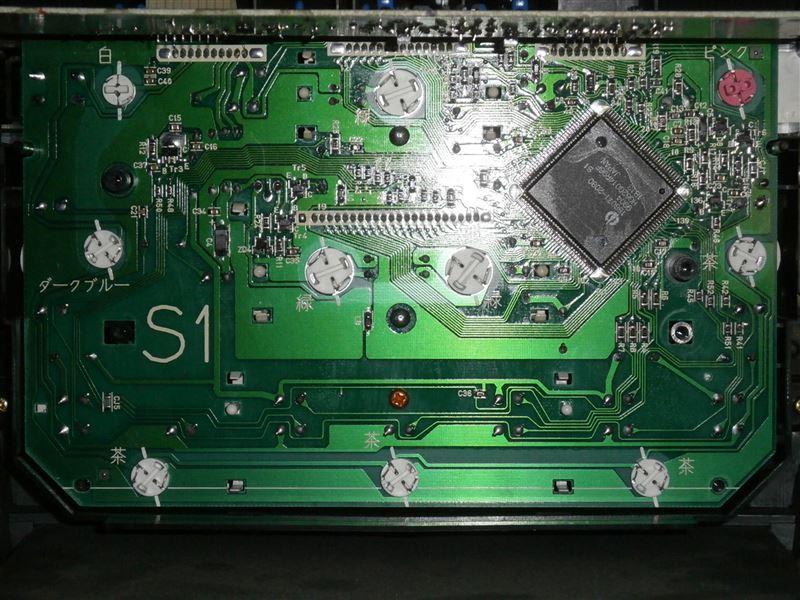 エアコンパネル照明のLED化