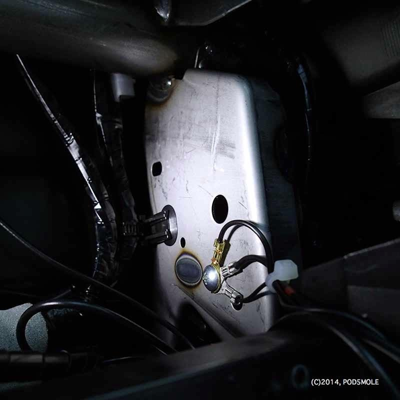 [VM4A]サイバーナビ ZH0099 取り付け