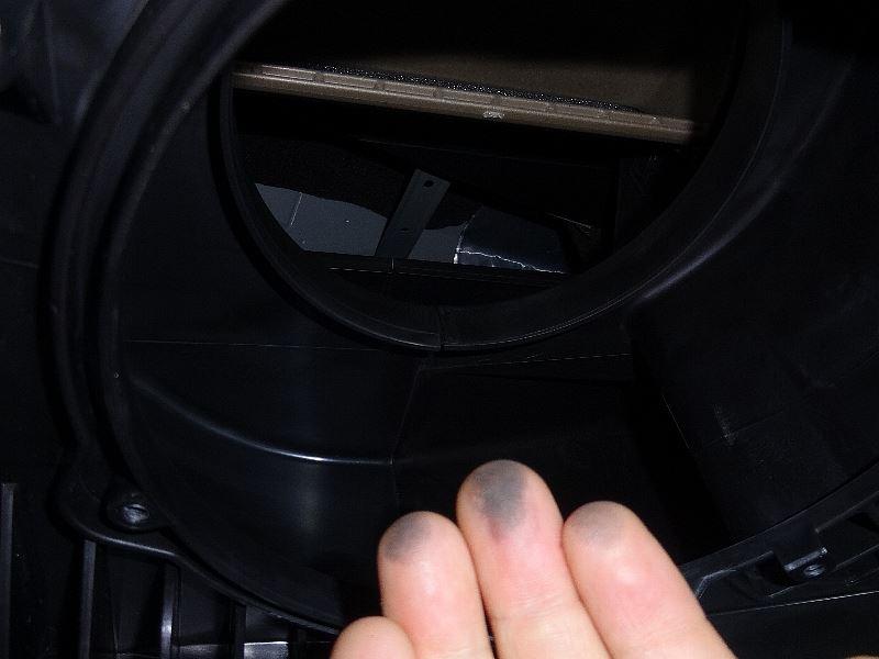 エアコン消臭 ブロアモーター・ブロアファン分解洗浄