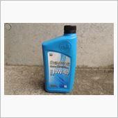 Chevron(シェブロン) supreme 10w-40 (鉱物油)