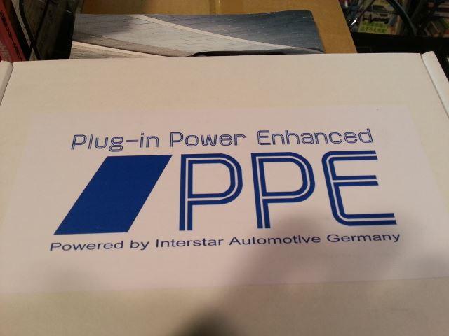 PPE取付&パワーチェック