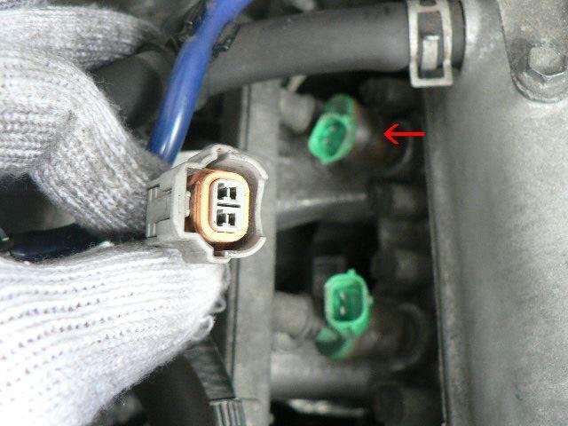 スズキ純正 ワゴンR インジェクター交換