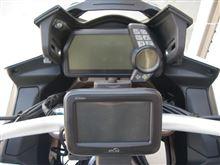 ムルティストラーダ1200 バイクナビ取付 その2のカスタム手順2