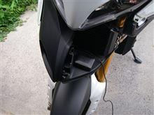 ムルティストラーダ1200 バイクナビ取付 その4のカスタム手順2