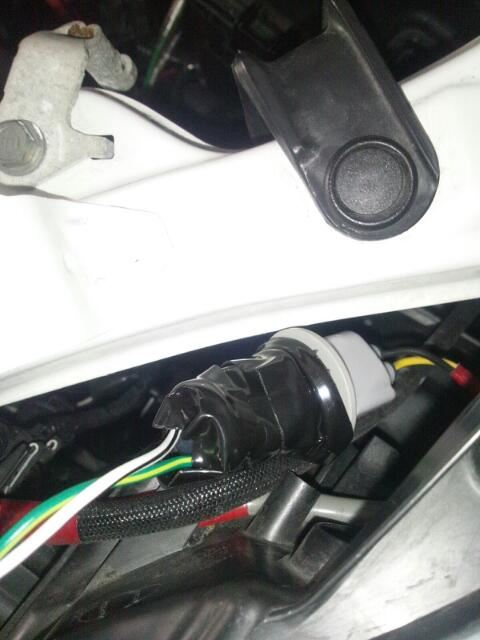 各種LED化計画 第27弾(フロントウインカーポジション化)