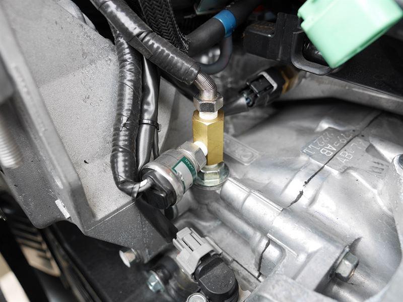 エンジンオイル交換 ASH FSE RACING Eーspec15-50