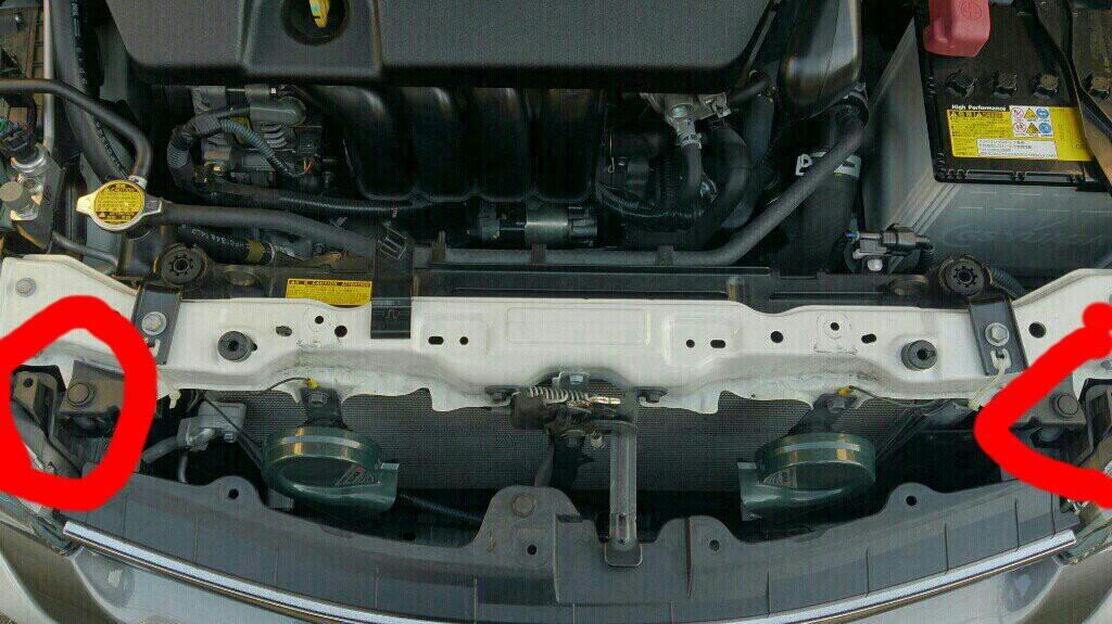 フロントウィンカーをフィリップス・エクストリームアルティノンT-20アンバーLED化