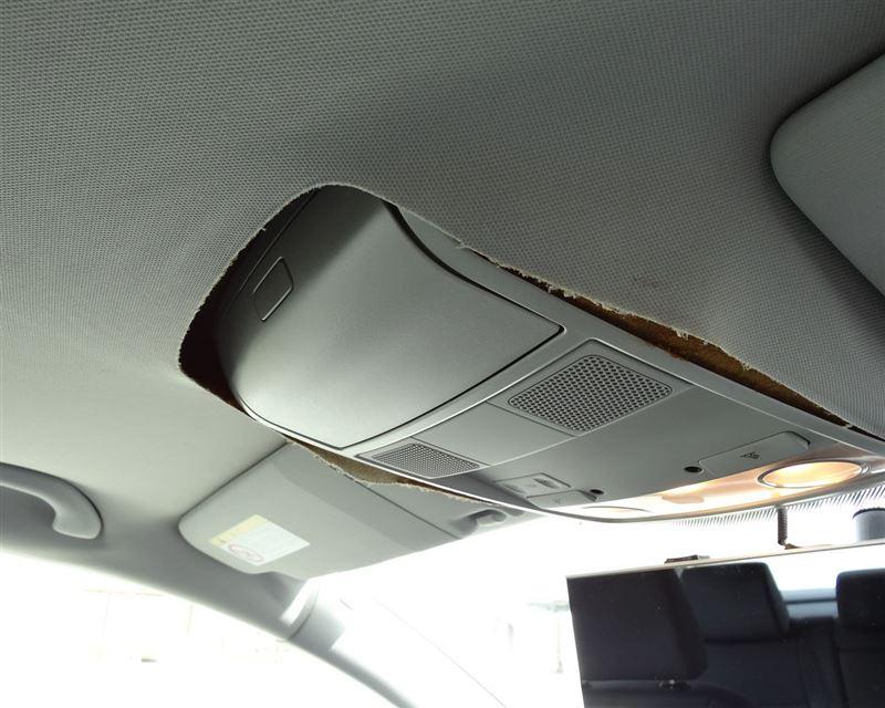 GOLF5天井剥がれ修理