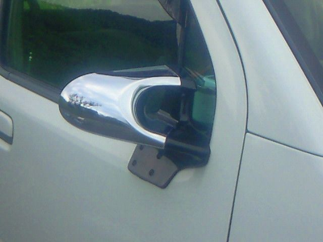 Side mirror paint♪