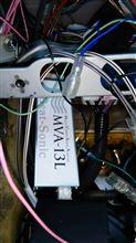 SC430 サイバーナビ取り付けのカスタム手順2