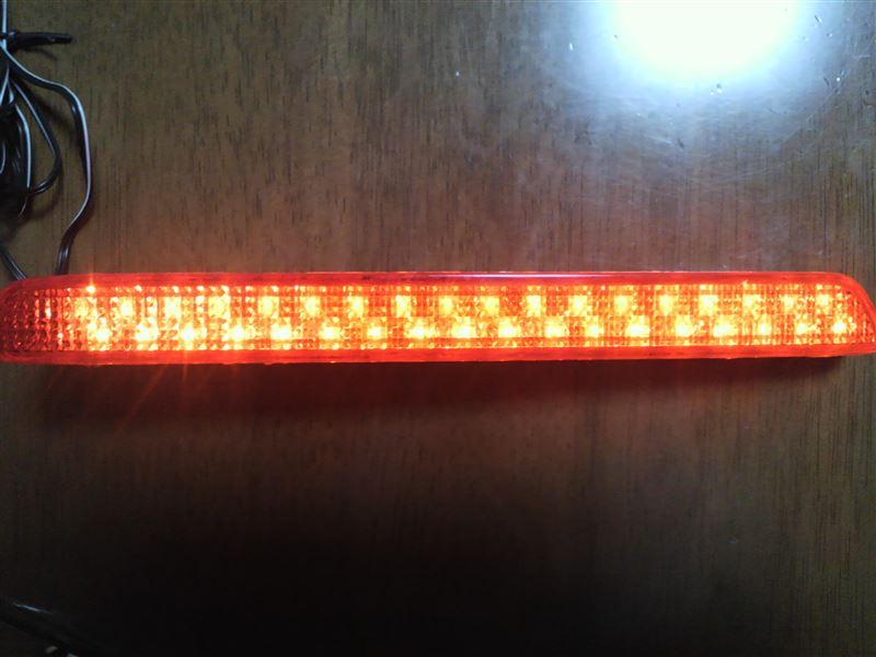 自作 LEDリフレクター(室内での準備)