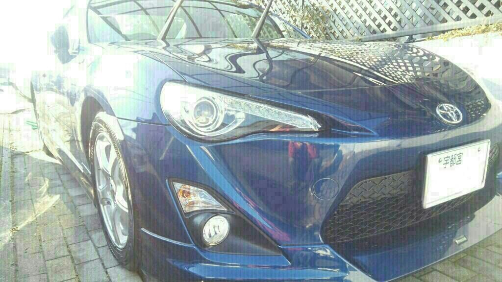 2014年最後の洗車