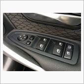 貼り付ける前の運転席ウインドウスイッチです。<br /> <br />