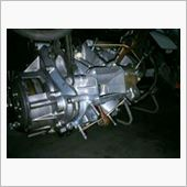3XVエンジン車体載せシリンダー組み込み