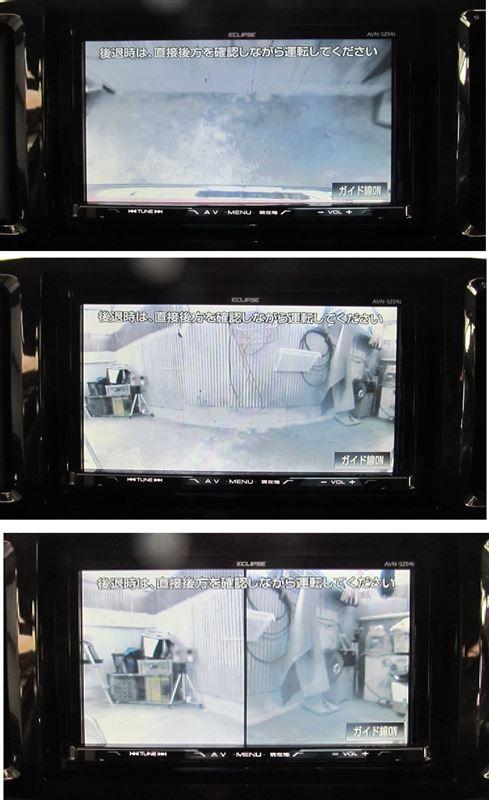 N-ONEにフロントカメラを取り付け、バッ直線も同時に引き込み...その手法について
