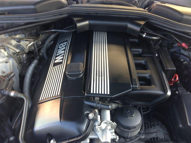 E60 BMW エンジンチェックランプ(空燃比リーン)原因は? 完治編