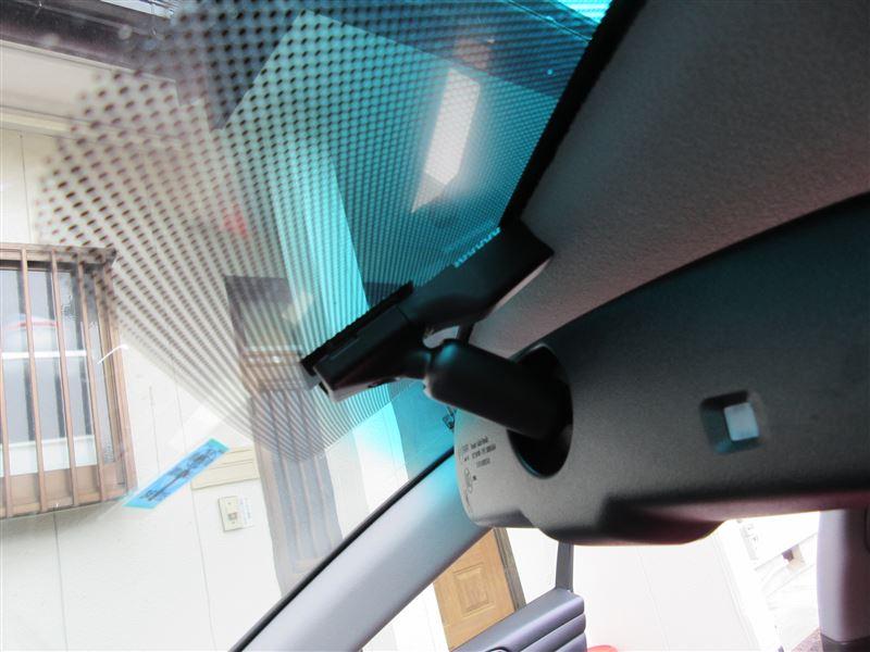 トヨタ純正 GRS204用自動防眩ルームミラー取り付け