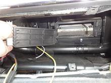 Sクラス W220 エアコンフィルター交換作業②のカスタム手順2