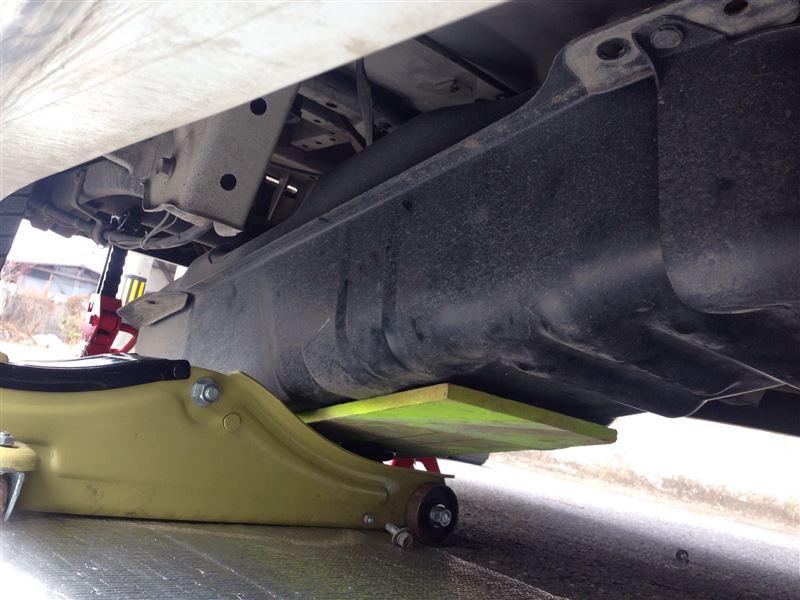 燃料フィルター…いや燃料ポンプ交換(≧∇≦)