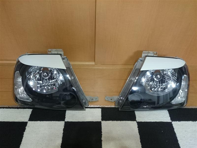 ヘッドライト レンズ交換