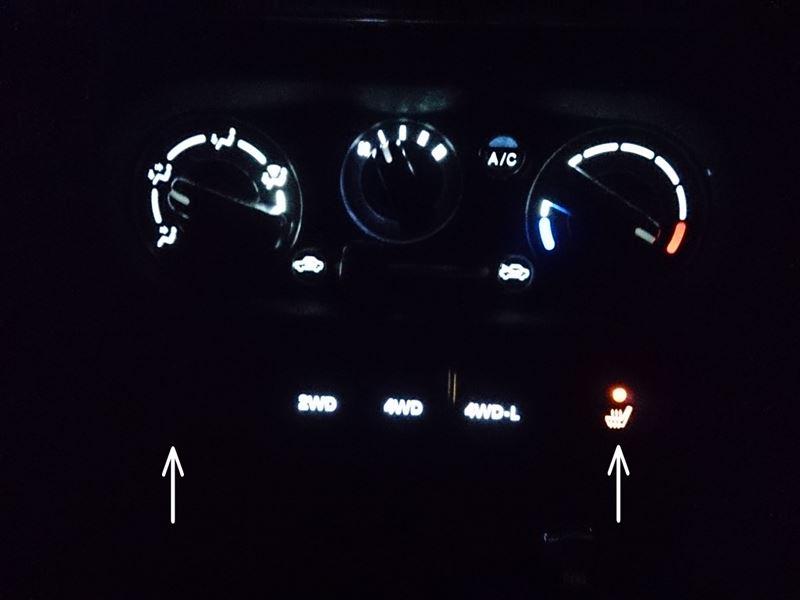 スイッチ照明LED化