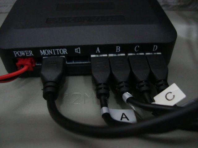 ☆ ワゴンR(MH34S)バックセンサー取付 パート3