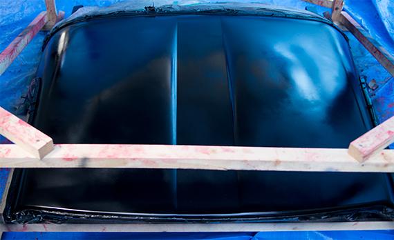 【PP1】ハードトップ塗装 part.1