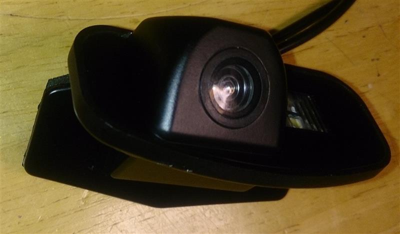 バックカメラ&ミラーモニター取り付け