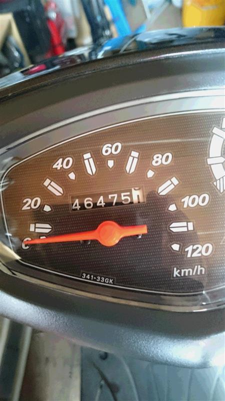 只今46475km<br /> 前回のオイル交換から2500kmほどですが、気になる社業もしたかったのでまとめて色々と。