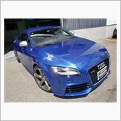Audi TTにカーセキュリティVIPERで防犯対策&快適装備の画像