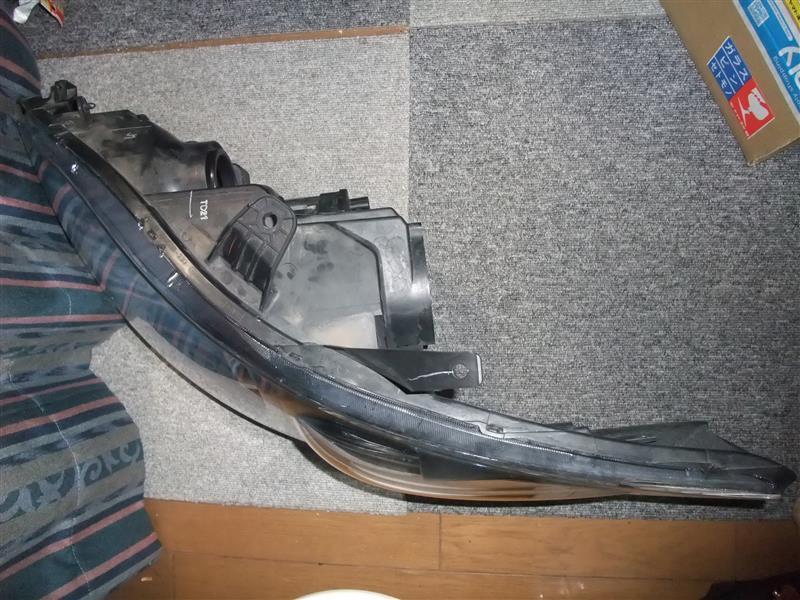 ポジションランプのLEDチェンジ
