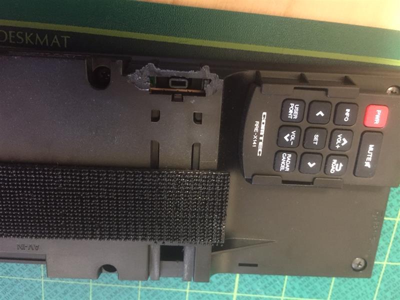コムテック レーダー探知機 ZERO 85M ミラー型  + OBD2接続アダプター OBD2-R2