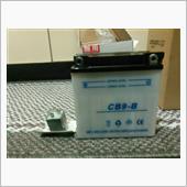 バッテリー交換とスターター修理